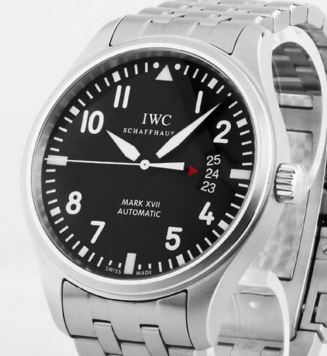 IWC Pilot Mark XVII Automatic Gents Watch IW326504